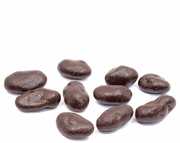 Organic CHOCOLATE COVERED JUMBO RAISINS - 5 LBS