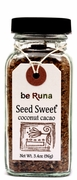 Organic COCONUT CACAO SEED SWEET - <font size=+1>2/</font size>  3.2 OZ Bottles