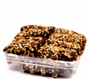 Organic DATE PECAN NUGGETS - <font size=+1>6/</font size> 12 oz Trays - OUT OF STOCK