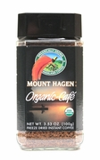 Organic FREEZE DRIED COFFEE - 2/ 3.53 OZ Jars