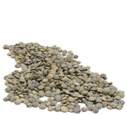 Organic FRENCH GREEN LENTILS - 25 LBS