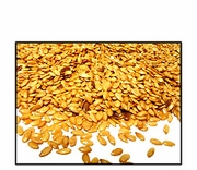 Organic GOLDEN FLAX SEED - 2 LBS - OUT OF STOCK
