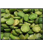 Organic GREEN SPLIT PEAS - 25 LBS - OUT OF STOCK