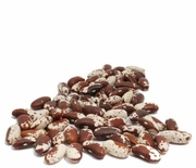 Organic JACOB'S CATTLE BEANS (Trout Bean or Appaloosa Bean) - 25 LBS - OUT OF STOCK