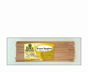 Organic KAMUT SPAGHETTI - 12/ 14 oz Packages