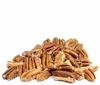 Organic PECAN PIECES (Raw) - 25 LBS