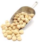 Organic  MACADAMIA NUTS (raw) Halves & Pieces - 2 LBS