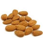 Organic NON PASTEURIZED, IMPORTED ALMONDS (raw) - 25 LBS