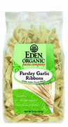 Organic PARSLEY GARLIC RIBBONS - 6/ 8 oz Boxes