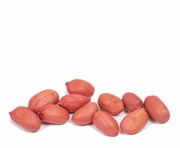 Organic VALENCIA PEANUTS (raw) - 25 LBS - OUT OF STOCK