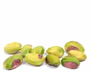 Organic PISTACHIO MEATS (raw) - Halves & Pieces - 2 LBS - OUT OF STOCK