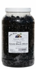 Organic Sun Dried - PITTED GREEK BLACK OLIVES - 5 LBS (1 Gal.)