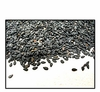 Organic UNHULLED BLACK SESAME SEEDS - 25 LBS