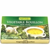 Organic VEGETABLE BOUILLON - <font size=+1>12/</font size> 3.1 oz Packs of  8 Bouillon Cubes each - OUT OF STOCK