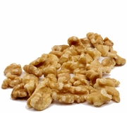 Organic WALNUT PIECES - Light (raw) - 5 LBS