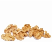 Organic WALNUTS - Light Halves & Pieces (raw) - 2 LBS