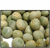 Organic WHOLE SPROUTING GREEN PEAS - 2 LBS