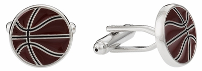 Basketball Cufflinks