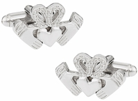 Claddagh Cufflinks