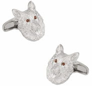 Collie Cufflinks