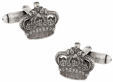 Crown King Cufflinks