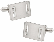 Designer Buckle Cufflinks