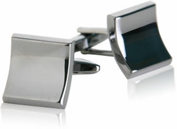 Gunmetal Cufflinks