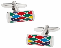 Harlequin Cufflinks