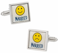 Married Cufflinks