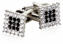 Perfect Crystal Cufflinks