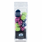 Preppy Silk Knot Gift Set - 5 Pairs
