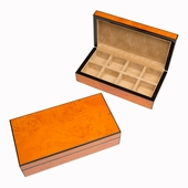 Refined Box for Cufflinks