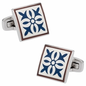 Rich Enamel Cufflinks