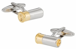 Shotgun Shell Cufflinks