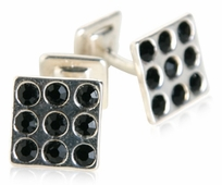 Signature Sterling Cuff Daddy Cufflinks