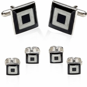 Unique Enamel Formal Set