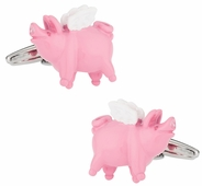 When Pigs Fly Cufflinks
