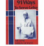 91 Ways to Serve Lefse by Mr. Lefse,  Merlin Hoiness