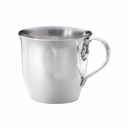 Acorn Child's Cup 1352, Sterling Silver