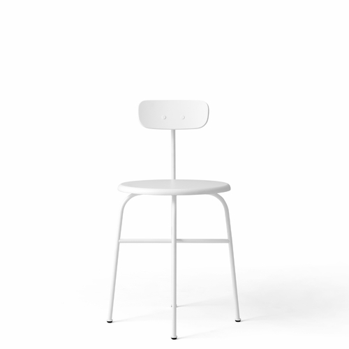 Afteroom Dining Chair, 4-leg, White