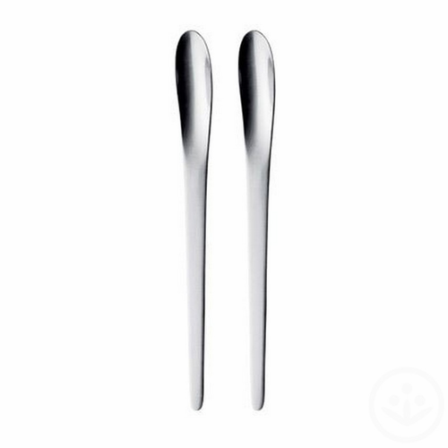 AJ/Arne Jacobsen Espresso Spoon, Set of 2 with Giftbox