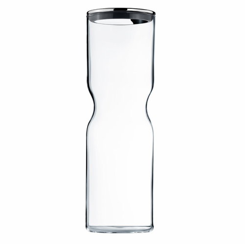 Alfredo Glass Container w/ Stainless Steel Lid (67.5 oz)