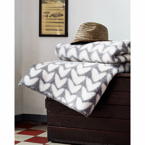 Åker Wool Blanket - 3 Colors