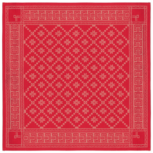 Ekelund Weavers Attebladrose 33 Table Square, 31 x 31 inches