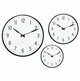 Arne Jacobsen Station Wall Clock - Four Sizes
