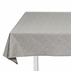 Georg Jensen Damask Arne Jacobsen Tablecloth, Opal Gray