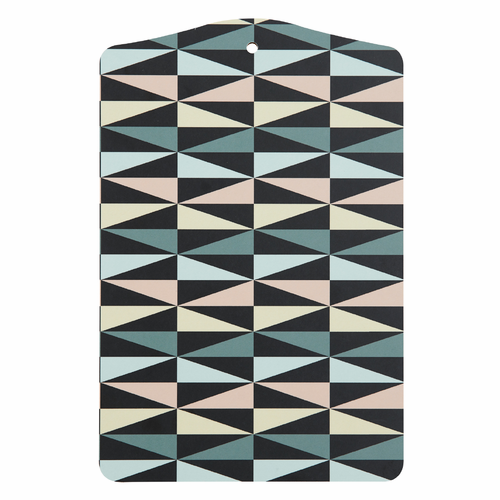 Art Deco Cutting Board