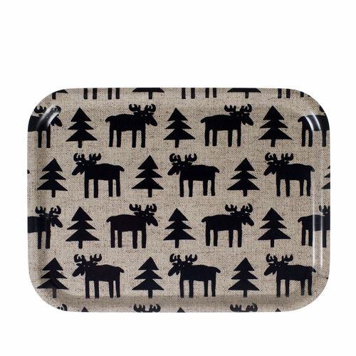 "Klippan Alg Moose Rectangle Tray - 8"" X 10.6"""
