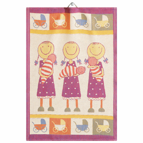 Babyboom Tea Towel, Small