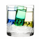 Bar Schnapps Carafe and Ice Container w/ 4 Shot Glasses <i>Sold Out</i>